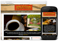 We Designed: Savannah Sausage Co