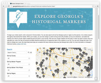 We Designed: GA Historical Society