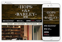 We Designed: Hops & Barley