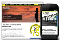 We Designed: Tri-County Electric Coop