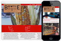 We Designed: Bowtie Barbecue Co