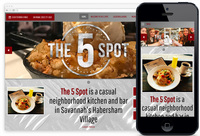 We Designed: The 5 Spot