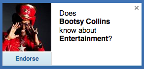 its bootsy baby - linkedin