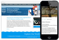 We Designed: Skidaway Institute of Oceanography