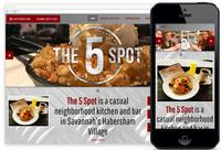 We Designed: The 5 Spot