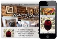 We Designed: B. Matthews
