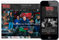 We Designed: Kustom Hustle