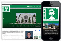 We Designed: Blessed Sacrament