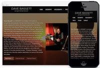 We Designed: Dave Bassett