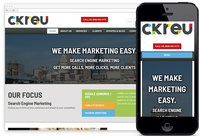 We Designed: CKREU Consulting