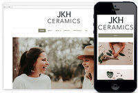 We Designed: JKH Ceramics