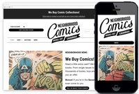 We Designed: Neighborhood Comics