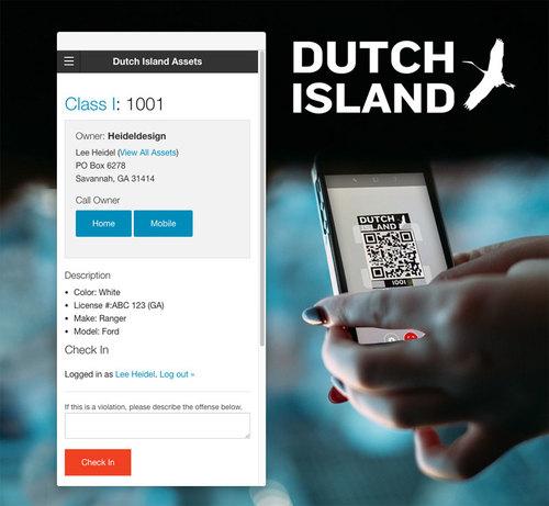 Dutch Island App