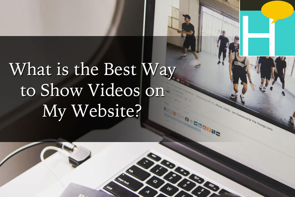 Embed Videos on Your Website