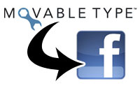 Movable Type to Facebook