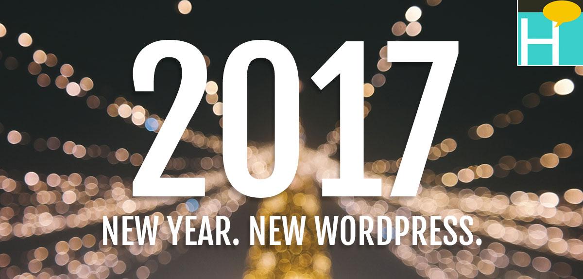 2017 Wordpress