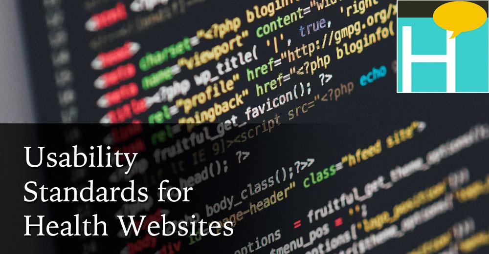 Usability Health Websites