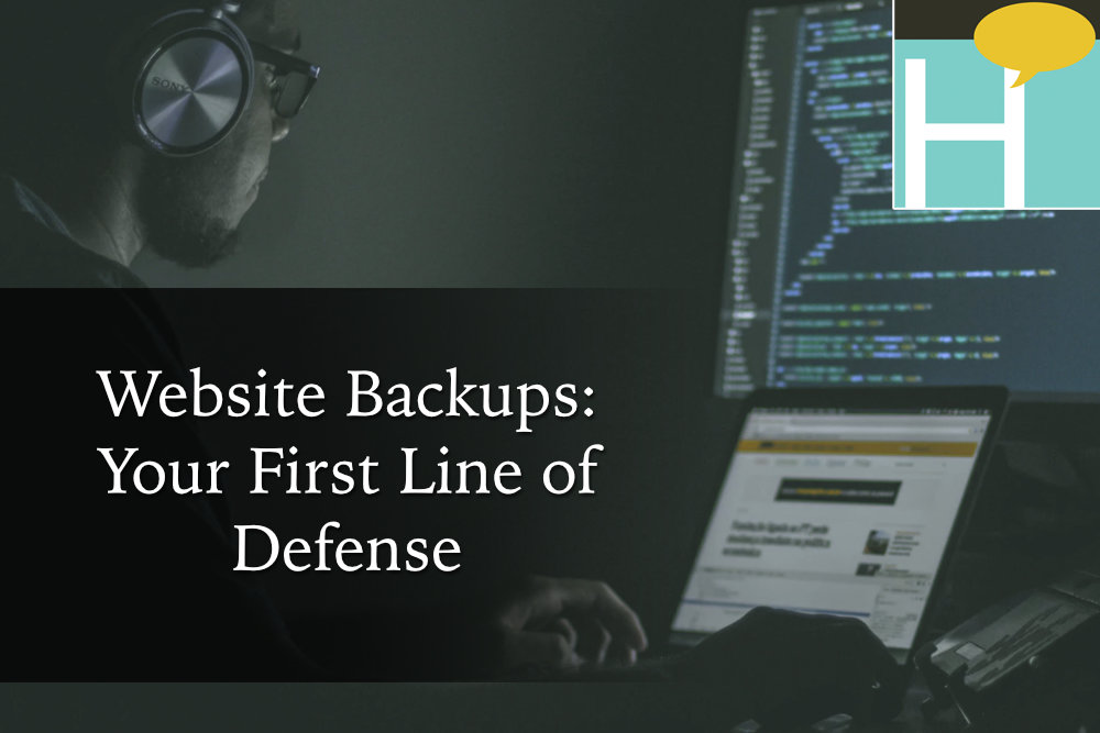Website Backups After a Hack