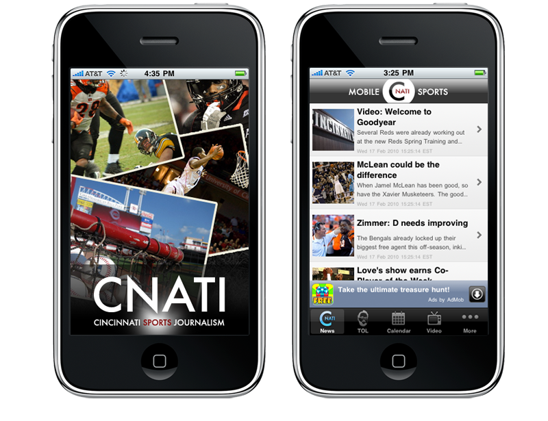 CNati iPhone App