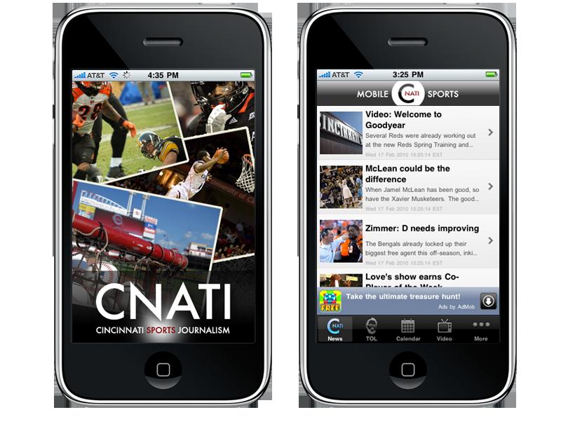 CNati iPhone App